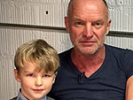 Watch Sting Get Interviewed by an Adorable 6-Year-Old Theater Critic (VIDEO)