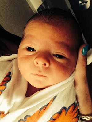 Neal McDonough Welcomes Son James Hamilton