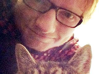 Meet the Adorable Kitten Ed Sheeran Saved