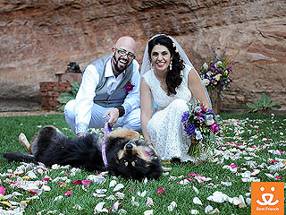 My Cat From Hell Star Jackson Galaxy Weds at Pet Sanctuary