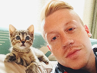 Did You Know That Macklemore Is a Total Cat Man? | Macklemore