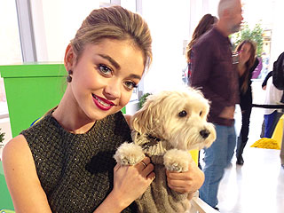 Sarah Hyland: My Dog Is My 'Significant Other' | Sarah Hyland