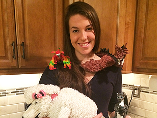 See How Rainbow Loom Animals Are Bringing Cheer to People Who Need It
