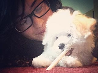 Daily Treat: Demi Lovato's Puppy Is Our New Pet Obsession