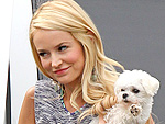 Stars and Their Pets | Emily Maynard