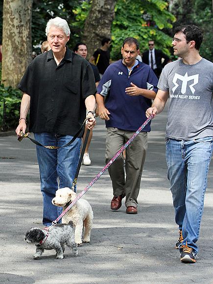 Ο Bill, o γαμπρός και οι σκύλοι...