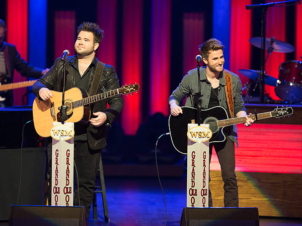 The Voice: Swon Brothers' Grand Ole Opry Debut