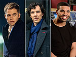 Critics' Corner: The New Season of Sherlock, Drake on SNL and More | Benedict Cumberbatch, Chris Pine, Drake, Martin Freeman