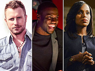 Mark the Calendar for Scandal, About Last Night & Dierks Bentley | Dierks Bentley, Kerry Washington, Kevin Hart, Regina Hall
