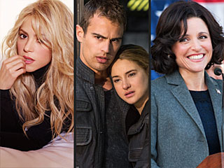 Critics' Corner: Don't Miss Divergent, Shakira's New Album and More!