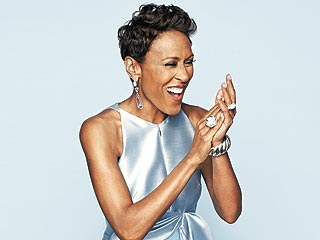 Cover Story First Look: How Love Saved Robin Roberts   Robin Roberts