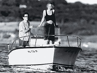Cover Story First Look: JFK Jr. & Carolyn Bessette's Untold Love Story