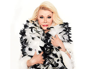 Cover Story First Look: The Amazing Life & ShockingDeath of Joan Rivers | Joan Rivers