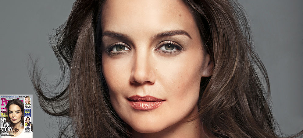 Katie Holmes Comes Into Her Own
