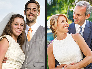 An Editor's Take on Katie Couric's and Jill Duggar's Opposing Nuptials | Jill Duggar, John Molner, Katie Couric