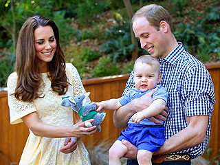 An Inside Look at Prince George'sFirst Year | Kate Middleton, Prince George, Prince William