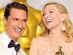 What the Cameras Missed at the Oscars