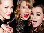 Party Confidential: Your Insider's Guide to the Golden Globes | Hailee Steinfeld, Jaime King, Taylor Swift