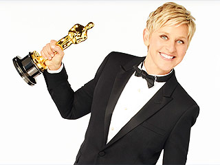 Inside Hollywood: The Making of Oscar Night | Ellen DeGeneres