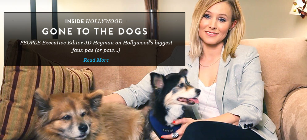 An Editor's Take: Inside Hollywood's Infatuation with Rescue Dogs