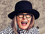Diane Keaton: I Haven't Had an Off-Screen Kiss in 15 Years