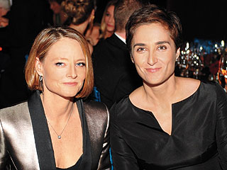 The Inside Scoop on Jodie Foster's Secret Wedding