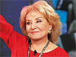 Barbara Walters Bids The View Adieu