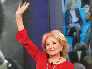 Barbara Walters Bids The View Adieu