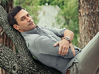Jon Hamm: 'I've Had a Lot of Close Calls'