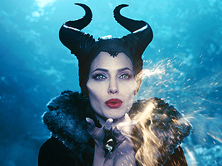 Angelina Jolie Casts a Twisted Spell in Maleficent