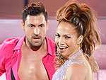 Jennifer Lopez and Maksim Chmerkovskiy Seen 'Flirting and Dancing Very Close' | Jennifer Lopez, Maksim Chmerkovskiy