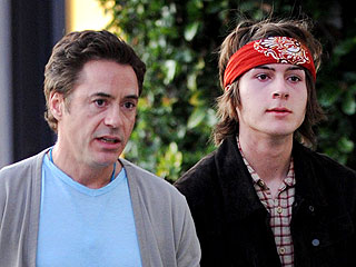 How Robert Downey Jr. Is Coping with His Son's Struggle With Drugs