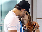 Celeb Couples Heat Up: Steamy Pics of Sofia & Joe, Bradley & Suki and More | Joe Manganiello, Sofia Vergara
