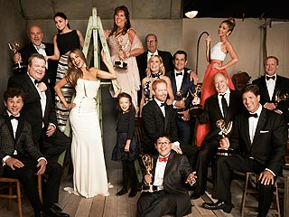 Exclusive Pics from TV's Big Night! | Modern Family