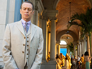 People Picks: Boardwalk Empire, Ryan Adams's New Album & More | Boardwalk Empire, Steve Buscemi