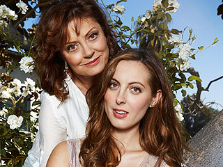 Eva Amurri Martino Welcomes First Child With Mom Susan Sarandon by Her Side