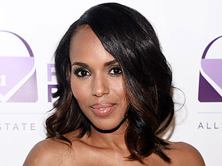 Kerry Washington's Glam Squad Share How to Get the Scandal Star's Look | Kerry Washington