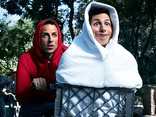 Seth & Andy 'Phone Home' for E.T. Plus: 4 More Remakes We Want to See   Andy Samberg, Seth Meyers