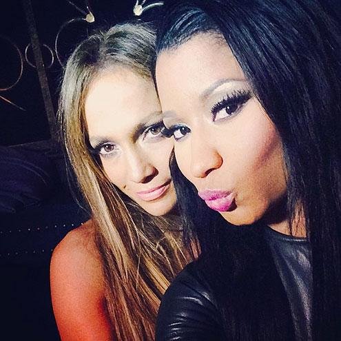 IN THE DARK photo | Jennifer Lopez, Nicki Minaj