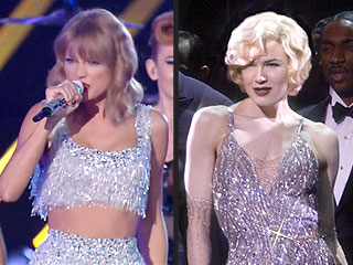 Taylor Channels Renée in Chicago in Shake It Off