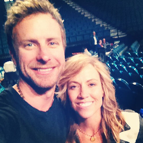 DIERKS & SHERYL photo | Dierks Bentley, Sheryl Crow