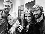 Lady Antebellum's ACM Awards Photo Diary | Lady Antebellum