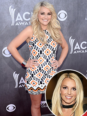 Jamie Lynn Spears Looks Up to Big Sister Britney for Music Advice