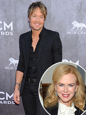 Keith Urban Says Nicole Kidman 'Does an Amazing Job' Keeping Family Together