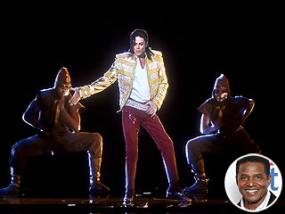 How They Pulled Off the Dramatic Michael Jackson Image at Billboard Awards | Jackie Jackson, Michael Jackson