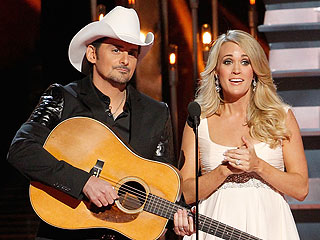 Brad Paisley Spills the Beans: Carrie Is Having a Boy!