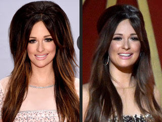 Photo Proof Kacey Musgraves Flattened Her CMAs Poof