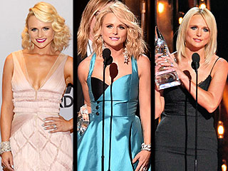 Which of Miranda Lambert's 5 CMA Awards Looks Was Your Favorite?