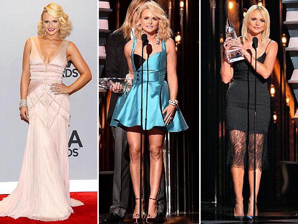 Miranda Lambert CMA Awards style