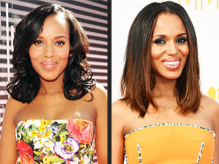 Kerry Washington's Ombré! Kate Mara's Cut! Hair Changes You Need to See